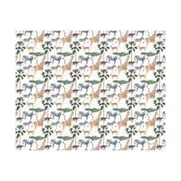 Safari Animal Splash Mat
