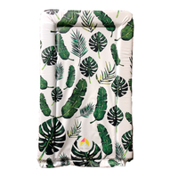 Tropical Leaf Changing Mat