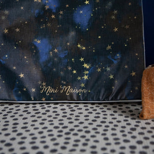 Night Sky Anti Roll Wedge Changing Mat