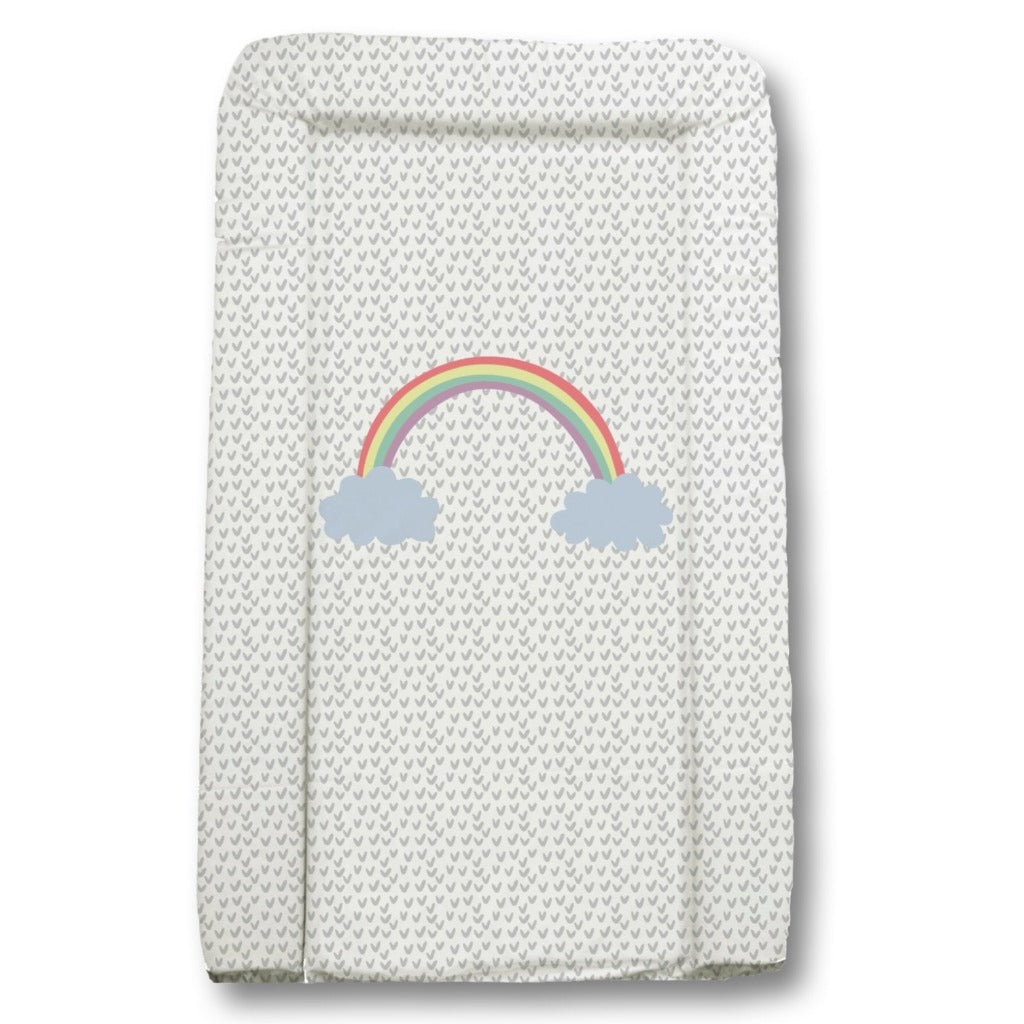 Rainbow Baby Changing Mat