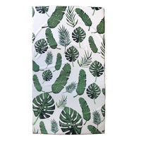 Tropical Leaf Travel Changing Mat