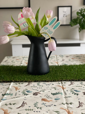 Spring Splash Mat