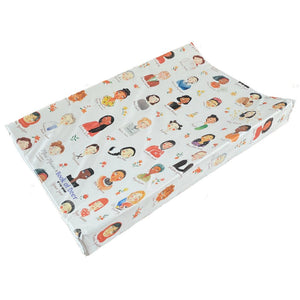 Iconic Women Wedge Baby Changing Mat