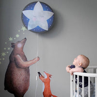 Hartendief Sweet Dreams Star Lamp