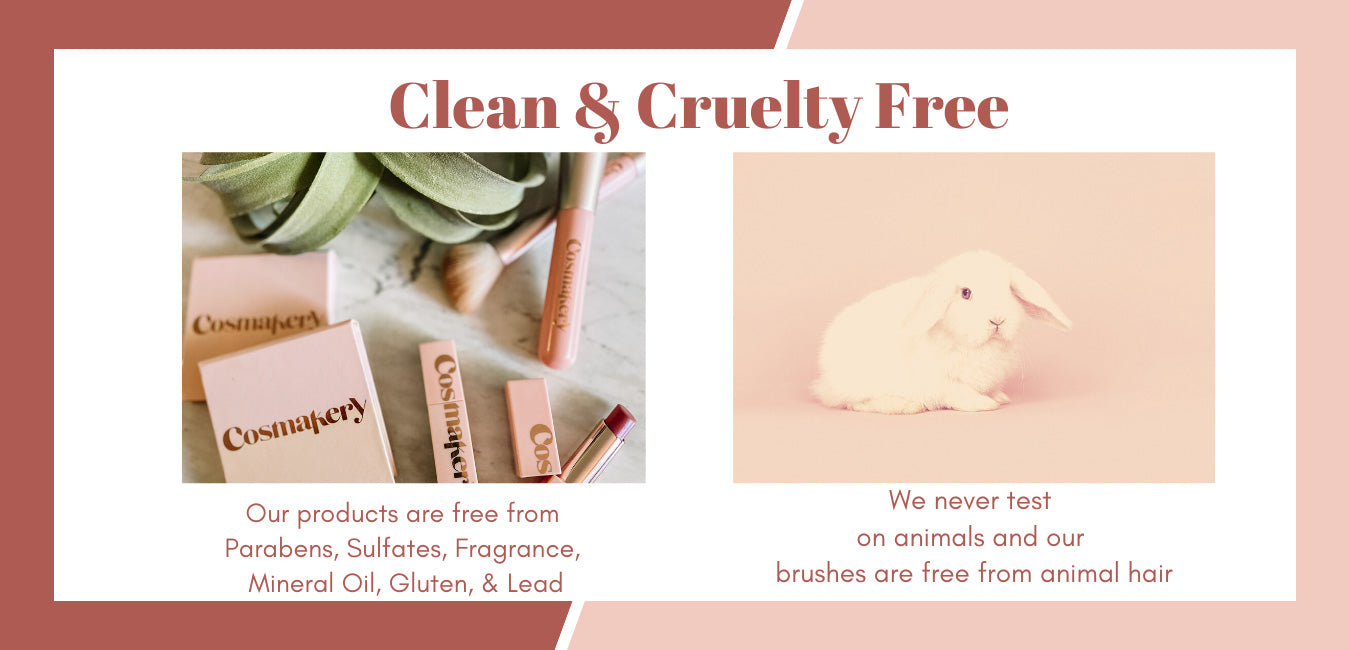 Cosmakery - Clean & Cruelty Free