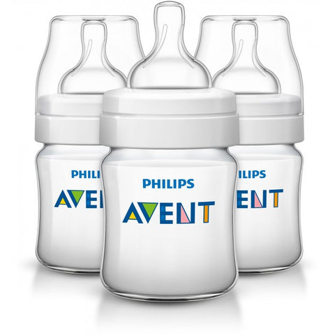 Philips Avent Classic+ 4oz 3pk Bottle -  - Oh Baby Baby!