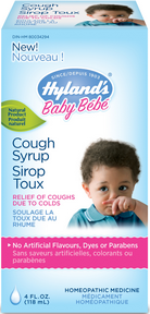 Hyland's Baby Cough Syrup -  - Oh Baby Baby!