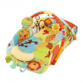 Bright Starts Swingin' Safari Play Place -  - Oh Baby Baby!