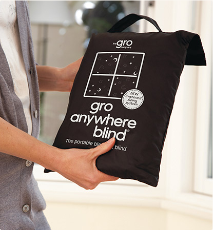 Gro Anywhere Blind -  - Oh Baby Baby!  - 1