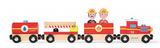 Janod - Story Train Firefighter -  - Oh Baby Baby!  - 1