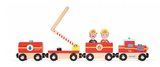 Janod - Story Train Firefighter -  - Oh Baby Baby!  - 2