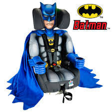 KidsEmbrace Friendship Combination Booster Car Seat - Batman -  - Oh Baby Baby!