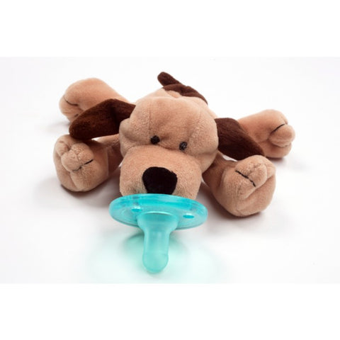 WubbaNub Pacifier Brown Puppy -  - Oh Baby Baby!