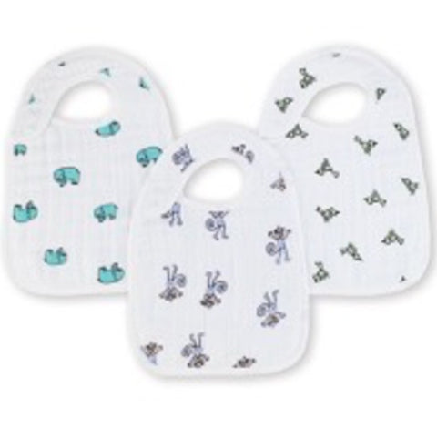 Aden and Anais Snap Bibs - Jungle Jam -  - Oh Baby Baby!