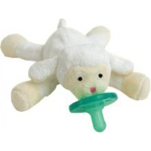 WubbaNub Pacifier Little Lamb -  - Oh Baby Baby!