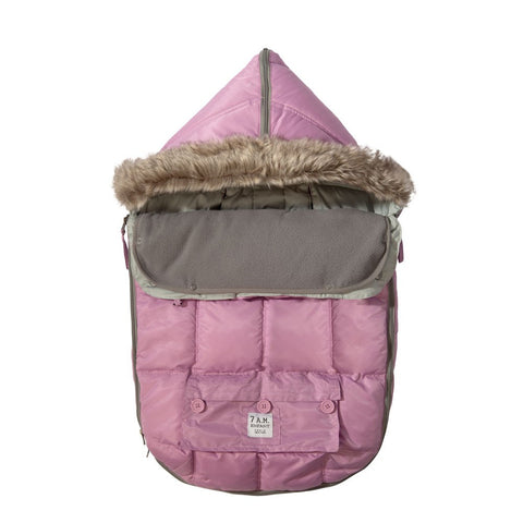 7 A.M. Enfant Le Sac Igloo 500 - Pink / 0-6 months - Oh Baby Baby!  - 1
