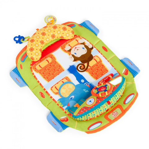 Bright Starts Tummy Cruiser Prop & Play -  - Oh Baby Baby!  - 1