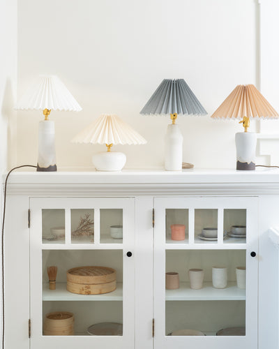 How-To: Assemble Notary Lampshade