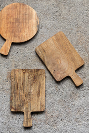 Mini Wooden Cutting Boards