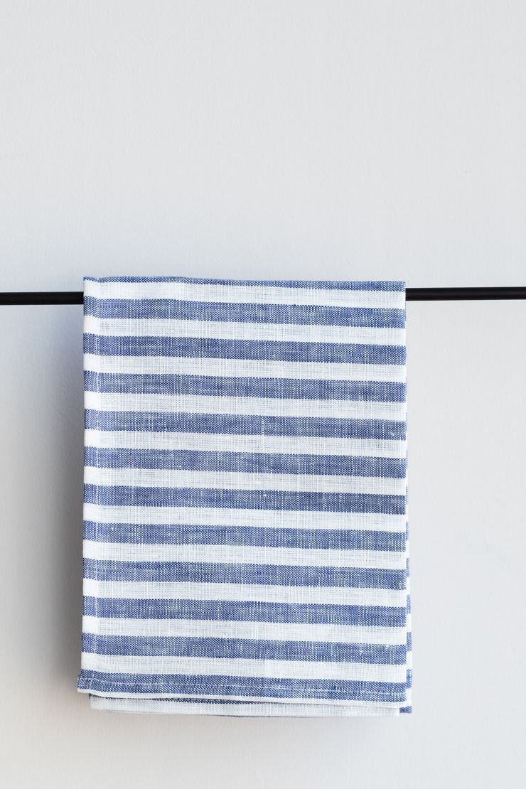 Assorted Fog Linen Kitchen Towels