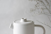 Simple Teapot-Matte White