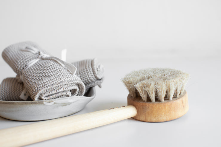 Long-handled Bath Brush