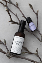 Laundry Spray & Essential Oil