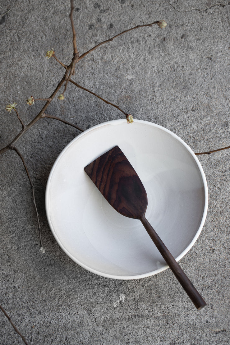 Wooden Cooking Spatula / Mixing Spoon - Rosewood