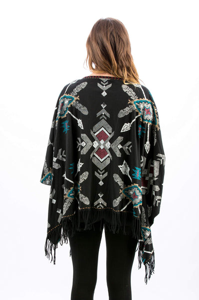 Free and Easy Poncho