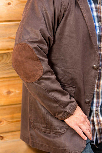 Twill Travel Jacket