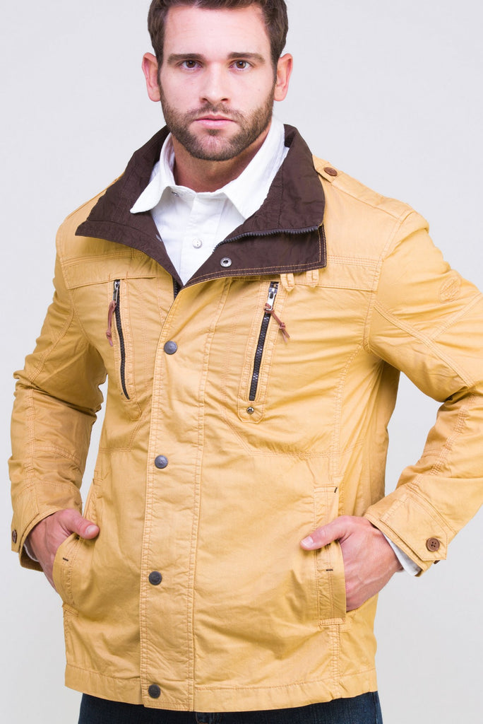 d26616f3ed Blowing Rock Cotton Poplin Jacket