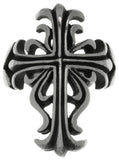 Jewelry Trends Stainless Steel Large Celtic Cross Gothic Band Ring Whole Sizes 7 - 13 - 7