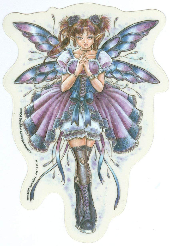 Delphine Levesque Demers - Fairy of Hope - Sticker / Decal