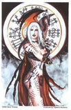 Witching Hour Decorative Sticker Decal By Nene Thomas