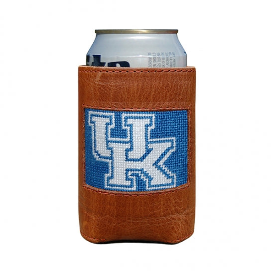 University of Kentucky (Blue) Needlepoint Koozie