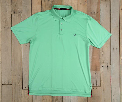 Bermuda Performance Polo Bimini Green