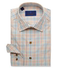 Bold Tattersall Check Sport Shirt