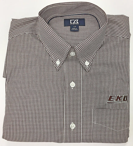 EKU Epic Easy Care Gingham