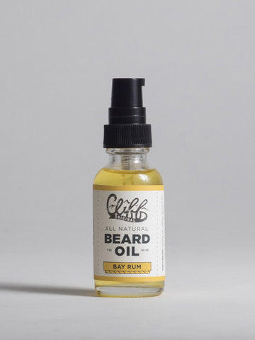 Beard Oil - Bay Rum