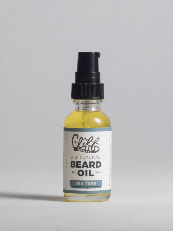 Beard Oil - Tea Tree