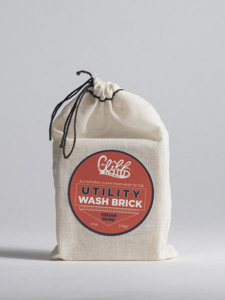 Face Wash Brick - Musk