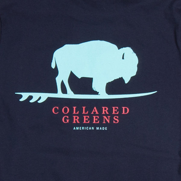 Buffalo Surfer Short Sleeve T-Shirt