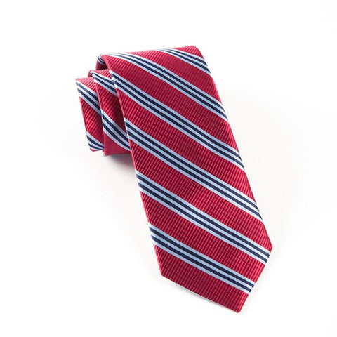 Bar Stripes Classic Red