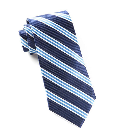 Bar Stripes Navy