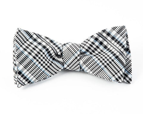 Colorful Glen Sky Bow Tie