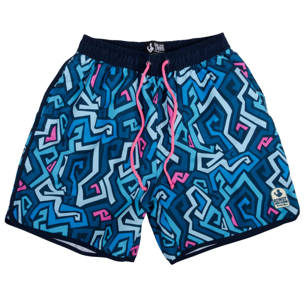 Funksters Swim Trunks