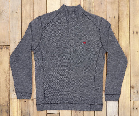 Front Range Pullover Midnight Grey