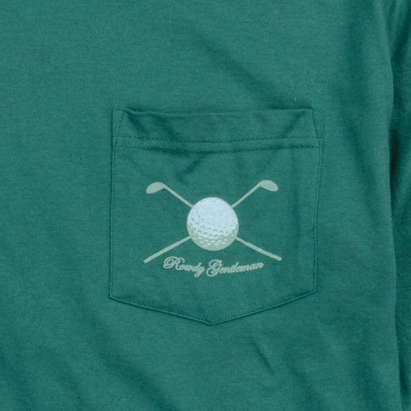 Get in the Hole Short Sleeve Pocket Tee