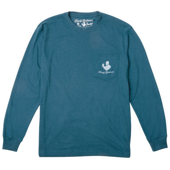 It Flies, It Dies Long Sleeve Pocket Tee