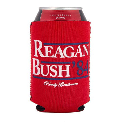 Reagan Bush '84 Koozie
